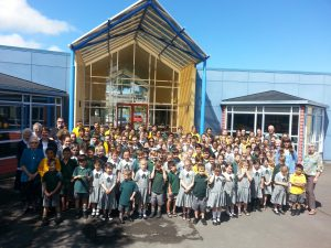 St Patrick's School Parapararumu – looking back and looking forward.