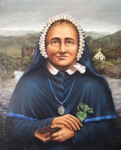 Venerable Suzanne Aubert – Meri Hōhepa.