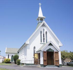 St Peter's Church, Wairoa.