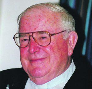 Monsignor John Broadbent dioc