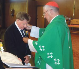 South Island's Lay Pastoral Leader Commissioned Archdiocese of Wellington