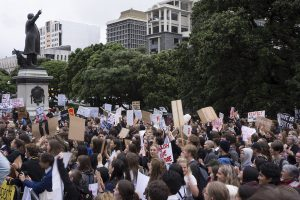Young People Call for Respect Archdiocese of Wellington
