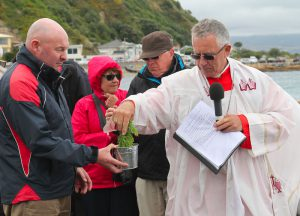 Island Bay's Blessing of the Boats Archdiocese of Wellington