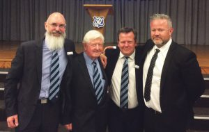 St Pat's Old Boy of the Year 2016 Archdiocese of Wellington
