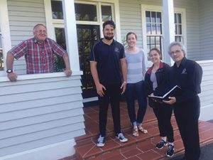 New youth and family base for Challenge 2000 Archdiocese of Wellington