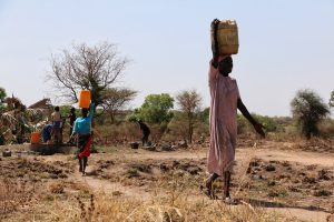 Caritas humanitarian worker returns to South Sudan for famine response Archdiocese of Wellington
