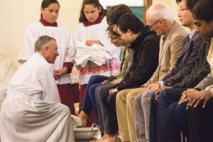 Easter Celebrations in Resurrected Church Archdiocese of Wellington