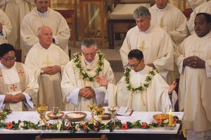 Priest ordained for Archdiocese Archdiocese of Wellington