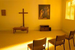 A Place for Silence and Contemplation – He Wāhi mō te Nohopuku me te Whakaaroaro Archdiocese of Wellington