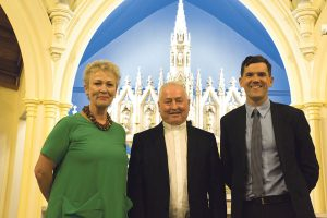 Wellington priest gets city award Archdiocese of Wellington