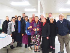 Pōwhiri for Parish Priest Archdiocese of Wellington
