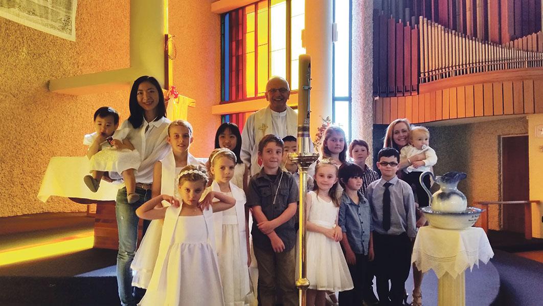Baptisms for Napier Parish Archdiocese of Wellington