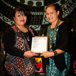 Porirua City awards Holy Family volunteer Archdiocese of Wellington