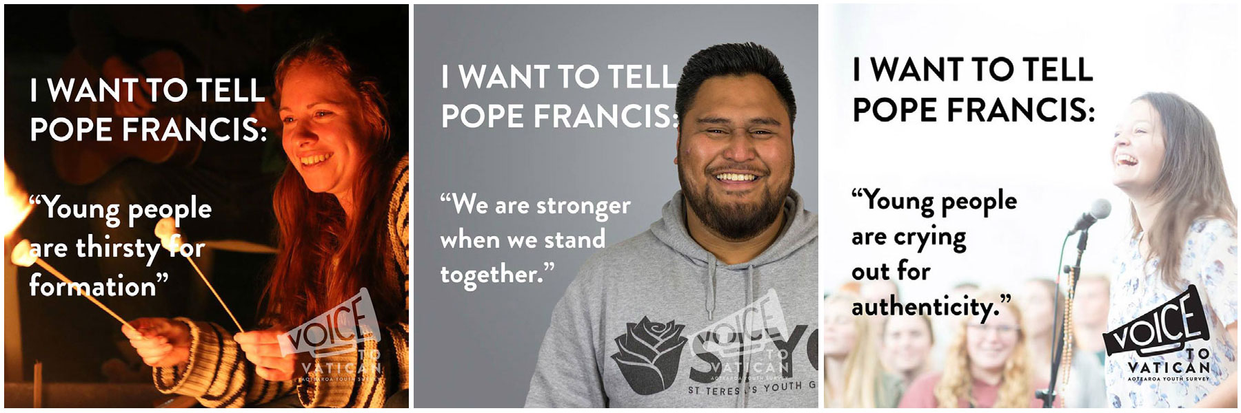 Young New Zealanders called to share their voice with the Vatican Archdiocese of Wellington