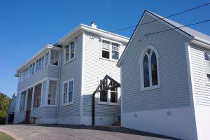Challenge 2000: Marist Challenge House Opening Archdiocese of Wellington