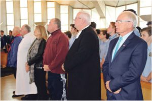 College Celebrates Founder's Day Archdiocese of Wellington