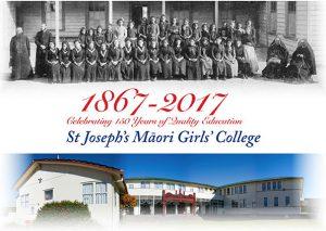 St Joseph's Māori Girls' College – 150 years Archdiocese of Wellington