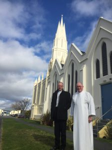 Pope Honours Local Priest Archdiocese of Wellington