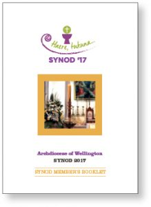 Go you are Sent…Archdiocese of Wellington Synod '17 Archdiocese of Wellington