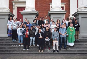 Aotearoa Catholic Youth Festival Archdiocese of Wellington