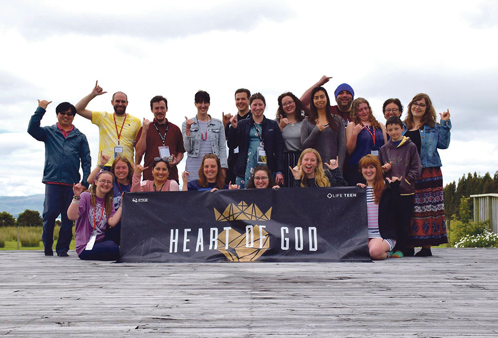 Life Teen Training Conference Archdiocese of Wellington