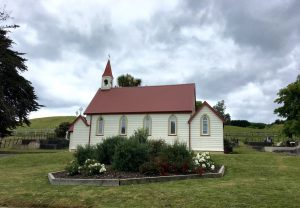 A Corner of History Archdiocese of Wellington