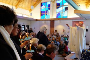 Sisters of Compassion Mark 125 Years: Home of Compassion Island Bay Rededicated Archdiocese of Wellington