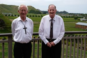 Vocational journeys in the service of Mary Archdiocese of Wellington