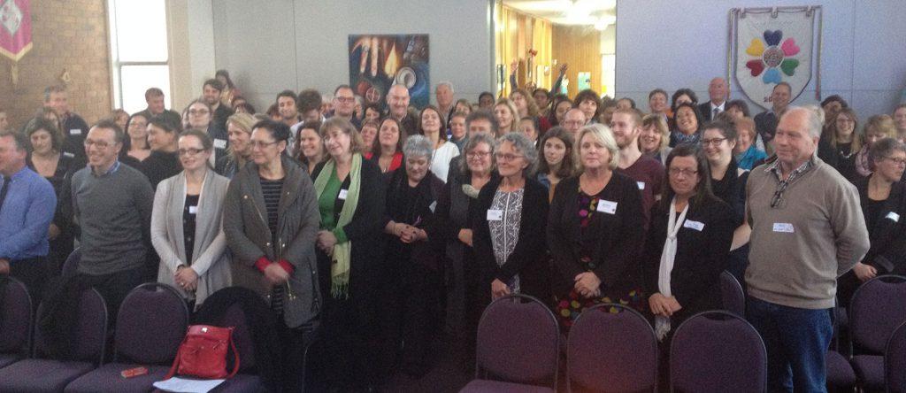 Te Awakairangi Parish hosts schools' staff Mass Archdiocese of Wellington