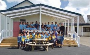 Makeover for relocated classroom space Archdiocese of Wellington