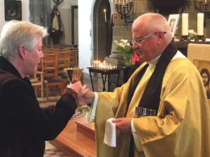 A Tribute to Chaplain James McMenamin Archdiocese of Wellington