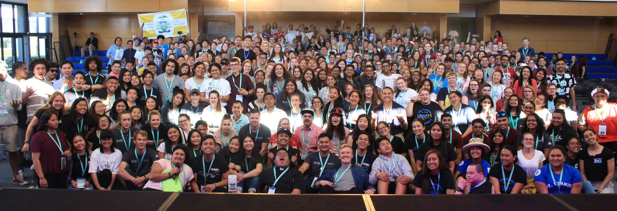 Catholic Youth Festival 'Outstanding' Archdiocese of Wellington