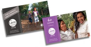 The Lent Appeal 2018 – Let us go together – Me haere tahi tāua Archdiocese of Wellington