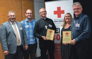Recognition for work with refugee resettlement Archdiocese of Wellington