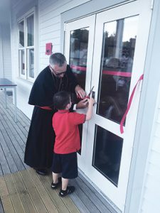 Modern learning place for St Anthony's Archdiocese of Wellington
