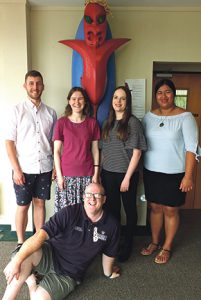New Diocesan Young Catholics' Team Archdiocese of Wellington
