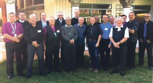 Anglican and Catholic Bishops meet in Wellington Archdiocese of Wellington