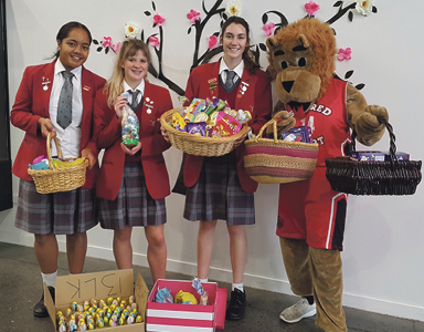 Vinnies Easter Egg Delivery Archdiocese of Wellington