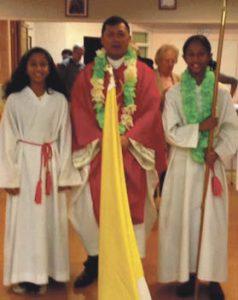 Pentecost celebrated internationally Archdiocese of Wellington