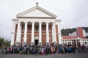 Wellington Cathedral  closes Archdiocese of Wellington