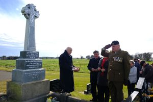 A tribute to WWI Chaplain Fr Patrick Dore Archdiocese of Wellington