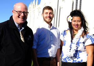 Young missionaries living the gospel in our communities Archdiocese of Wellington