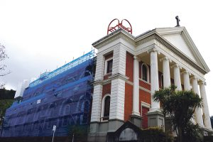 Sacred Heart Cathedral Developments Archdiocese of Wellington