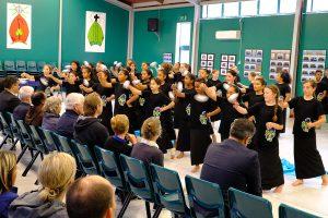 Miramar school thanks community Archdiocese of Wellington
