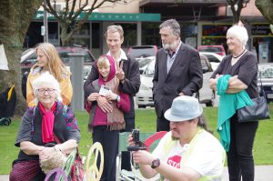 Palmerston North prayers for peace Archdiocese of Wellington