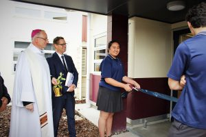 Services and facilities buildings for Cullinane College Archdiocese of Wellington