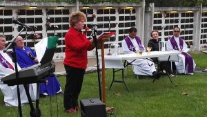 All Souls' Mass, Te Awakairangi Parish Archdiocese of Wellington
