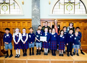 Tawa school receives award for imagining the future Archdiocese of Wellington