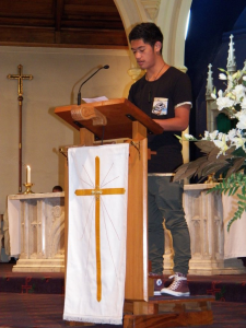 Miha - Mass in Māori Archdiocese of Wellington