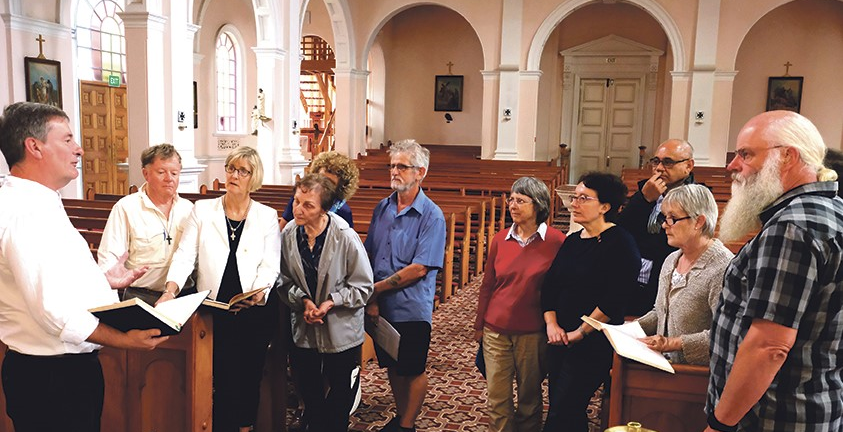 Lay Pastoral Leaders Archdiocese of Wellington